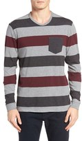 Tailor Vintage Men's Rugby Stripe T-Shirt