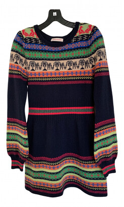 Matthew Williamson multicolour Wool Dresses