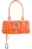 Dolce & Gabbana Crocodile Shoulder Bag