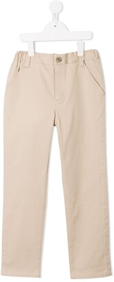 Familiar classic chino trousers