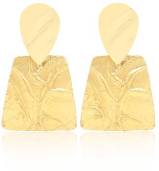 PEET DULLAERT Oase 14kt gold plated earrings
