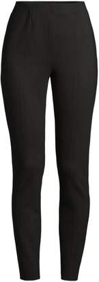 Misook Ponte Pull-On Skinny Pants