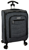 "Traveler's Choice Silverwood 21"" Softside Spinner Luggage"
