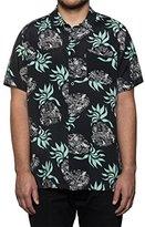 HUF Men's Fantasy Island Short Sleeve Shirt