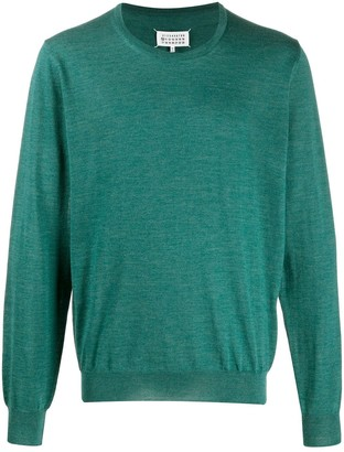 Maison Margiela Relaxed-Fit Knitted Sweater
