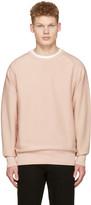 Saturdays NYC Pink Simon Pullover
