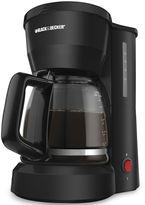 Black & Decker Black+Decker 5-Cup Coffee Maker