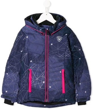 Rossignol Kids TEEN Polydown ski jacket