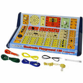 Asstd National Brand Elenco 130In1 Electronic Playground