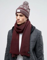 Jack & Jones Bobble Beanie & Scarf Gift Set