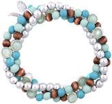 Nine West Stretch Beaded Bracelet