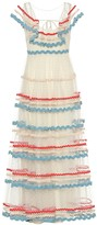 RED Valentino Tulle maxi dress