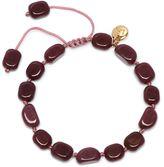 Lola Rose Abarrane bracelet claret quartzite