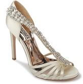 Badgley Mischka Collection Emma Crystal Strap Sandal