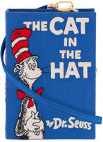 Olympia Le-Tan Olympia Le Tan The Cat in the Hat Book Clutch Bag