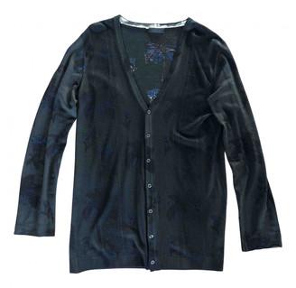 Prada Black Wool Knitwear & Sweatshirts
