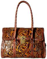 Patricia Nash Vienna Satchel Satchel Handbags
