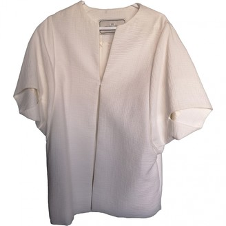 By Malene Birger White Cotton Jacket for Women