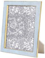 "AERIN Shagreen Brass Frame - 8x10"""
