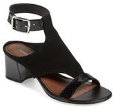 Donald J Pliner Women's Block Heel Sandal