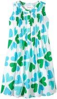 Masala Bistro Dress (Toddler/Kid) - Turquoise-4 Years