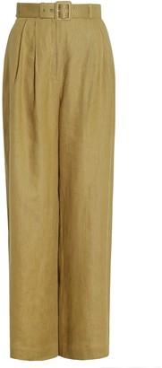 Zimmermann Wavelength Wide Leg Trouser