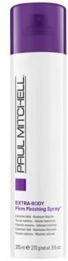 Paul Mitchell Extra-Body Firm Finishing Spray, 9.5-oz, from Purebeauty Salon & Spa