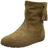 Crocs Women's Lodge Point Suede Pull-on Winter Boot