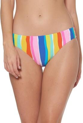 Bleu Rod Beattie Multicolor Low-Rise Bikini Bottom