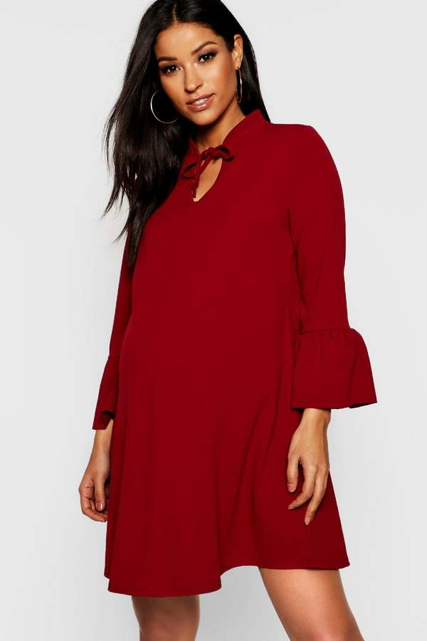 e174eb6755cb8 boohoo Red Maternity Clothes on Sale - ShopStyle