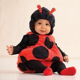 Carter's ladybug hooded bubble costume - baby