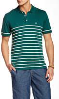 AG Jeans Green Label The Sebastian Short Sleeve Polo