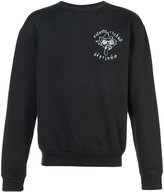 Enfants Riches Deprimes logo print sweater
