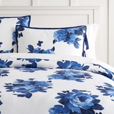 Pottery Barn Teen Bluebell Rose TENCEL Duvet Cover, King