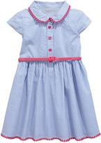 Mini V by Very Girls Belted Shirt Dress