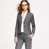 Two-button jacket in Super 120s