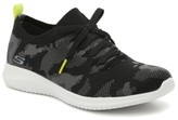 Skechers Ultra Flex Wild Pursue Sneaker - Women's