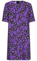 Marni Floral-printed T-shirt dress