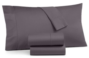 Charter Club Sleep Cool 4-Pc. King Sheet Set, 400 Thread Count Cotton Tencel, Created for Macy's Bedding