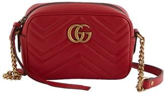 Gucci GG Marmont mini cross body bag