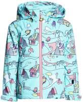 Roxy MINI LITTLE Ski jacket aruba blue/little miss alpine