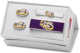 Cufflinks Inc. Men's LSU Tiger's Eye 3-Piece Gift Set