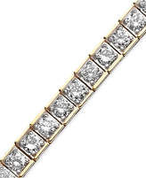 Macy's Diamond Bracelet (6 ct. t.w.) in 10k Yellow Gold