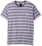 Barney Cools Men's B Schooled Tee Stripe