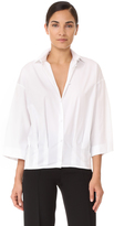 Barbara Bui Short Sleeve Blouse