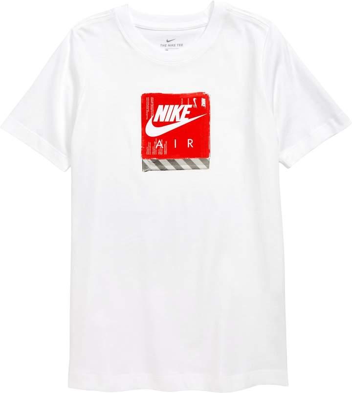 f03d4e63 Nike White Boys' Tops - ShopStyle