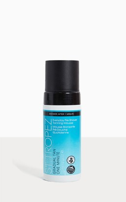 Tropez Pzcusso St. 1 Minute Pre Shower Tanning Mousse