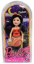 Mattel Barbie Halloween Doll - Chelsea in Pumpkin Costume