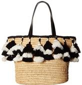 Alice + Olivia Sally Pom Pom Tote Handbags