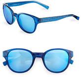 Calvin Klein 50mm R692S Wayfarer Sunglasses